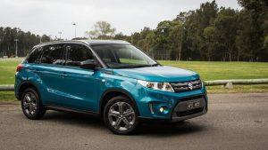 2016 Suzuki Vitara Renk Seçenekleri
