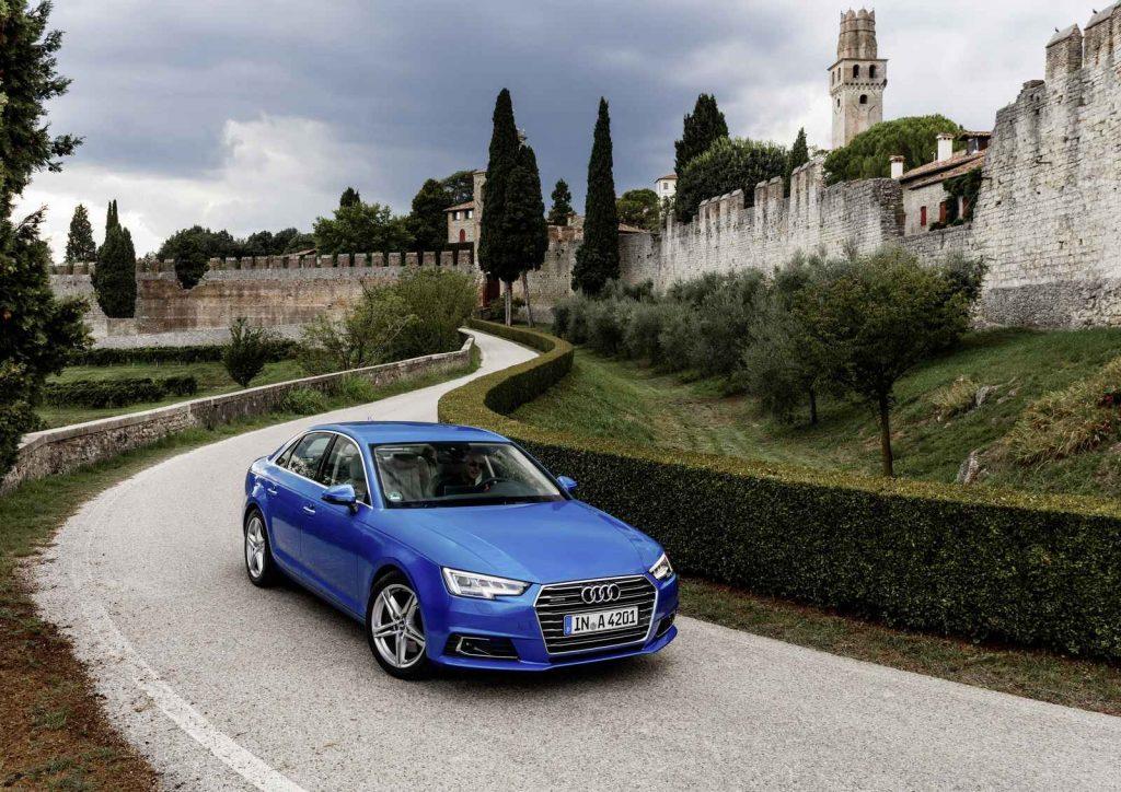 D Segmenti Audi A4