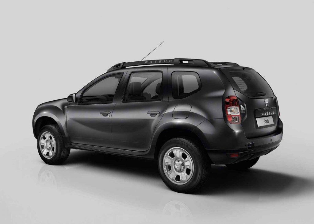 Dacia Duster Arka Görünüş
