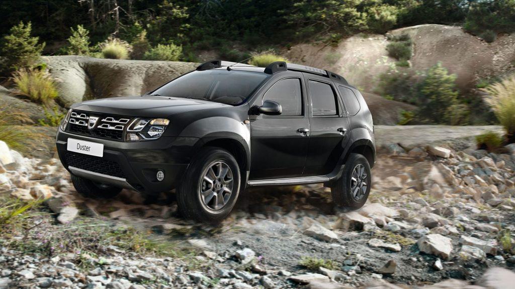 Dacia Duster Ön Görünüş