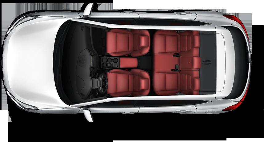 Hyundai Tucson İç Tasarım