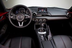 Mazda Mx-5 İç Görünüm
