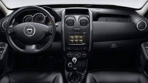 2016 Dacia Duster İç Görünüm